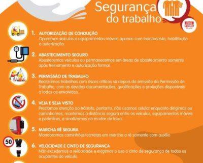 15. PROJETO SEGURANÇA DO TRABALHO – SIPAT, SIPATMA E SGI - COCA - COLA FEMSA_5